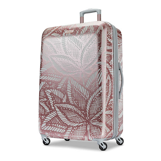 American Tourister Pirouette X 28 Inch Hardside Lightweight Luggage
