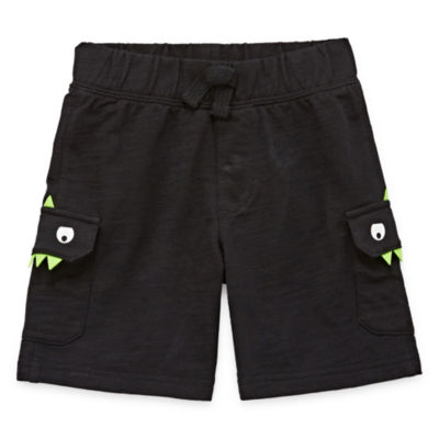 Okie Dokie Boys Cargo Short - Toddler