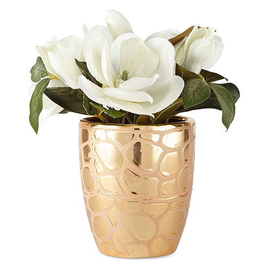 Jcpenney Home Magnolia Floral Arrangement Jcpenney