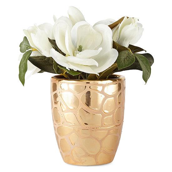 JCPenney Home Magnolia Floral Arrangement