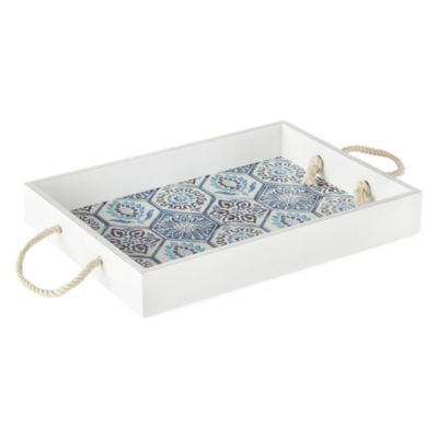 JCPenney Home Mosaic Decorative Tray