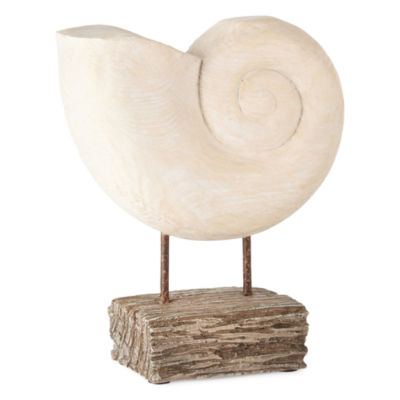 JCPenney Home Sea Shell Figurine