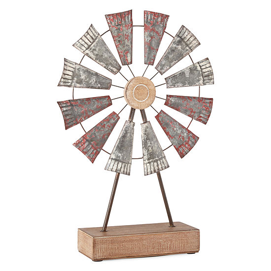 JCPenney Home Farmhouse Windmill Tabletop Decor