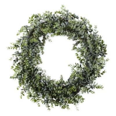 Peyton & Parker Eucalyptus Wreath