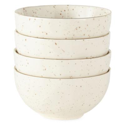 Peyton & Parker 4-pc. Decorative Bowl