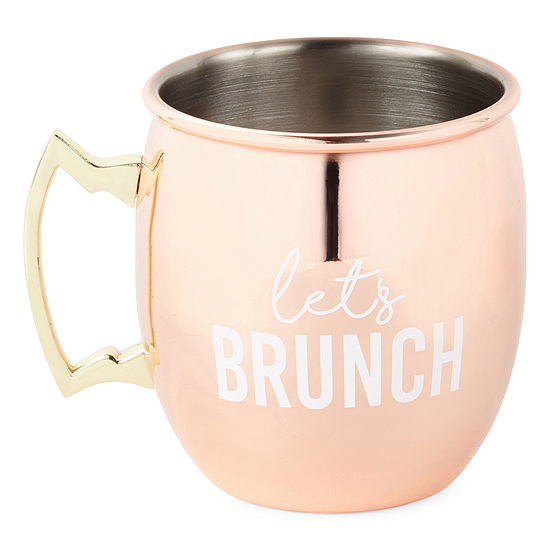 JCPenney Home Brunch Moscow Mule Mug