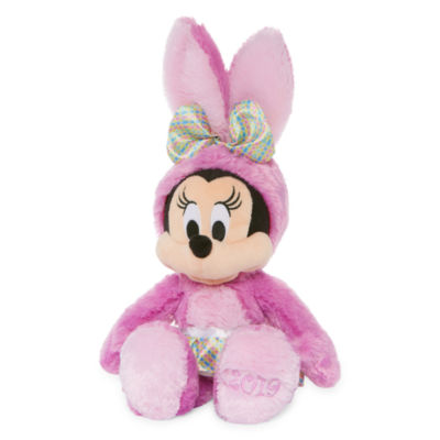 Disney Small Easter Minnie Mouse Stuffed Animal