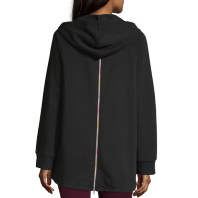 Xersion Ombre Zipped Back Hoodie Womens