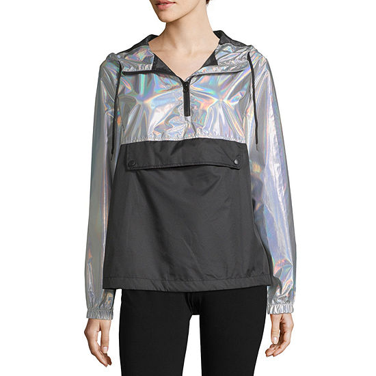 Xersion Reflective Popover Jacket