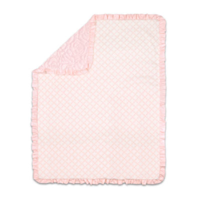 The Peanut Shell Rose Baby Blankets