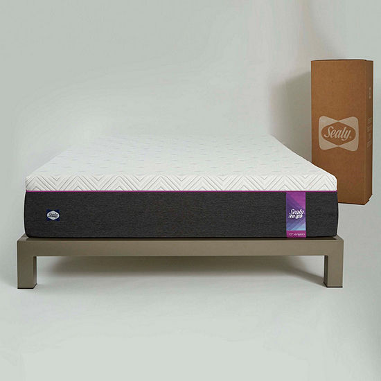 "Sealy® To Go 12"" Hybrid Mattress"