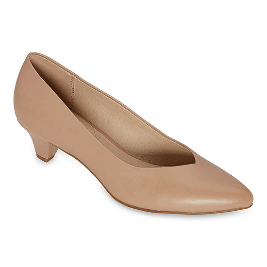 Royu Womens Wylie Cone Heel Pumps