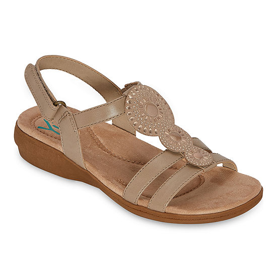 Yuu Joan Womens Strap Sandals