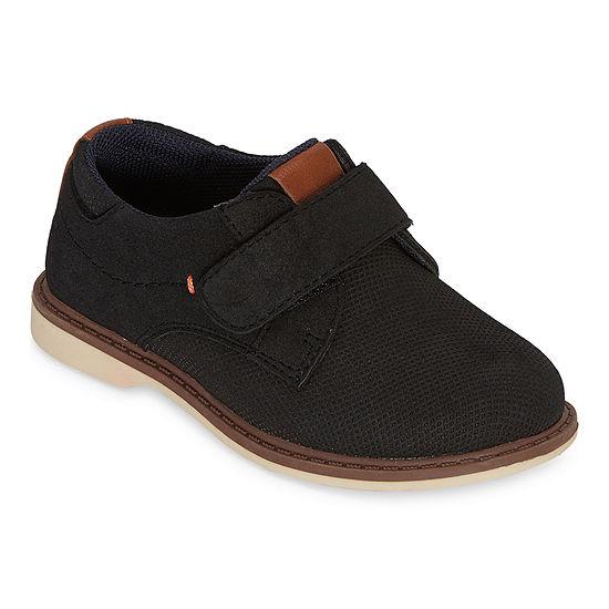 Okie Dokie Little Kids Boys Lil Elliot Oxford Shoes