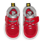 Nike Team Hustle D9 Toddler Boys Basketball Shoes