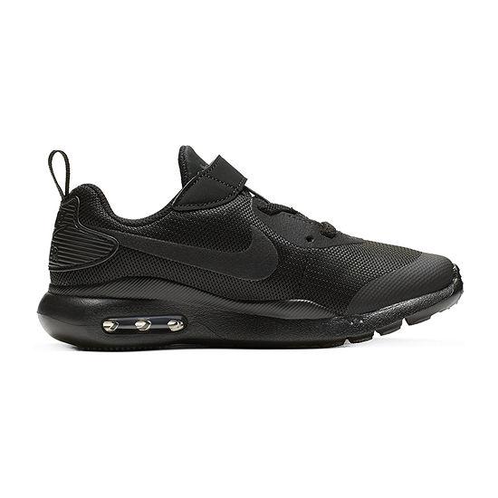 Nike Air Max Oketo Little Kids Boys Hook and Loop Running Shoes