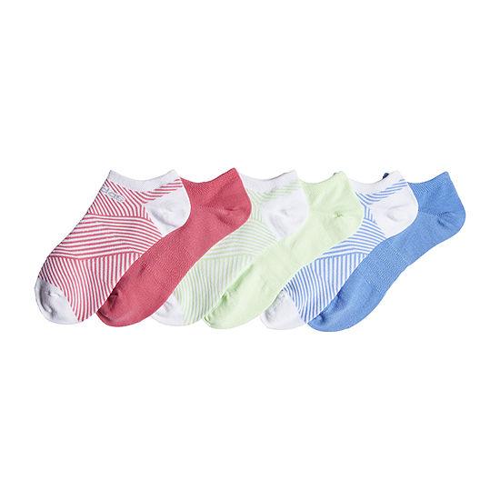 adidas Superlite-Big Kid Girls 6 Pair No Show Socks