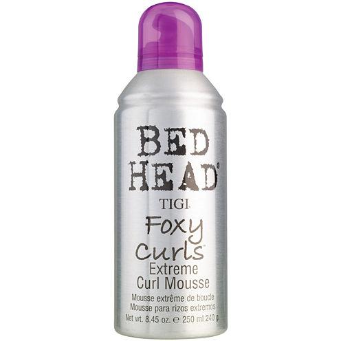 Bed Head® by TIGI® Foxy Curls Extreme Curl Mousse - 8.45 oz.