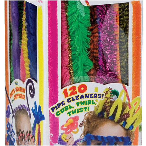 Giant Pipe Cleaner Party Kit