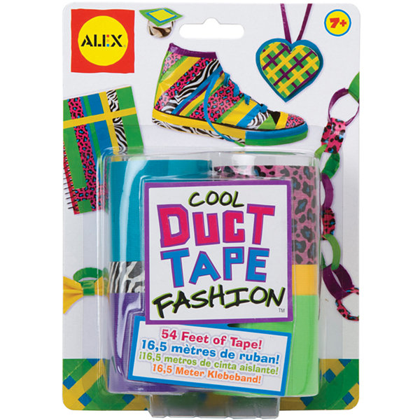 ALEX TOYS® Cool Duct Tape Fashion Kit
