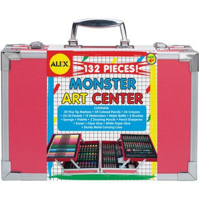 ALEX TOYS® Monster Art Center Kit