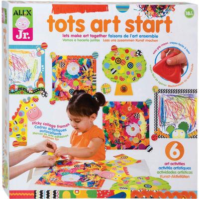 ALEX TOYS® Jr. Tots Art Start Craft Kit