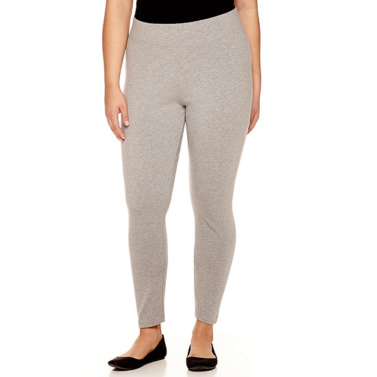Mixit™ Real Heather Leggings - Plus