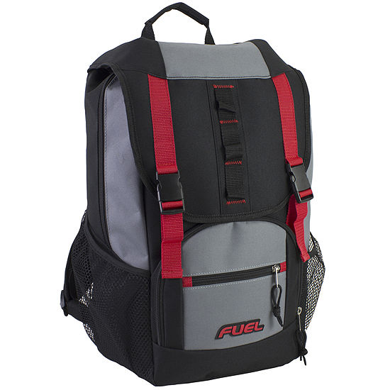 Fuel® Shelter Red Poppy Backpack