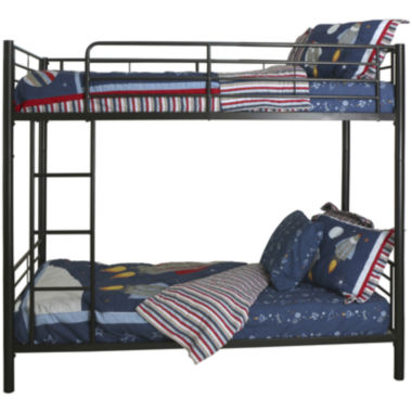 Pearson Twin-Over-Twin Bunk Bed