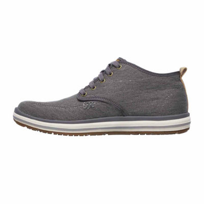 Skechers Mens Oxford Shoes Lace-up