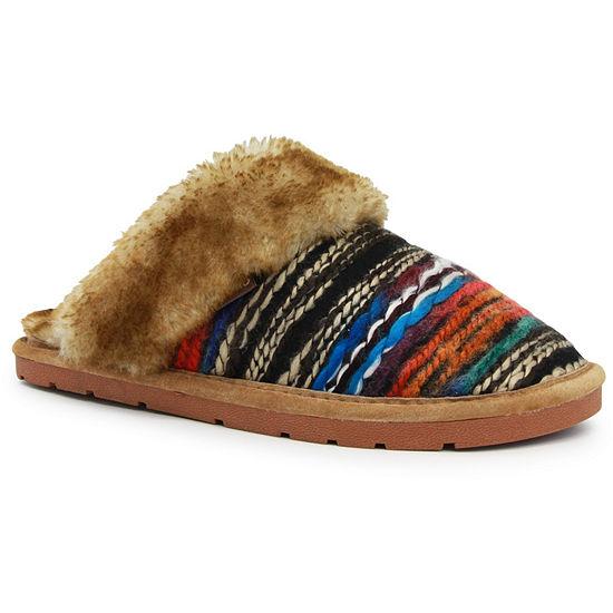 Lamo Juarez Womens Slip On Slippers