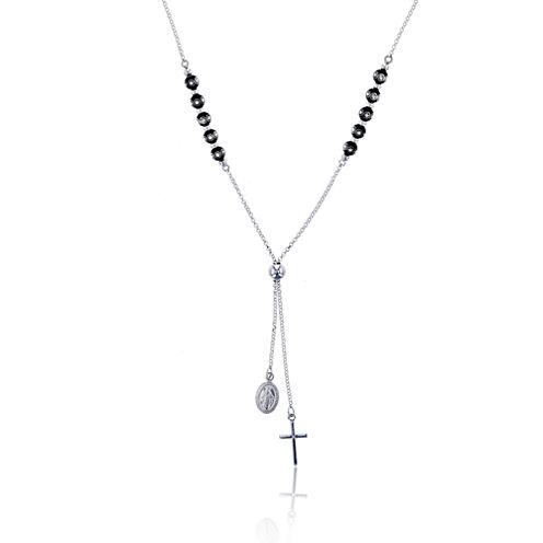 Womens Y Necklace