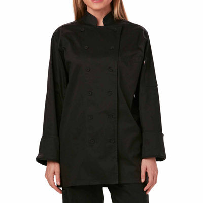 Dickies Womens Executive Chef Coat - Plus