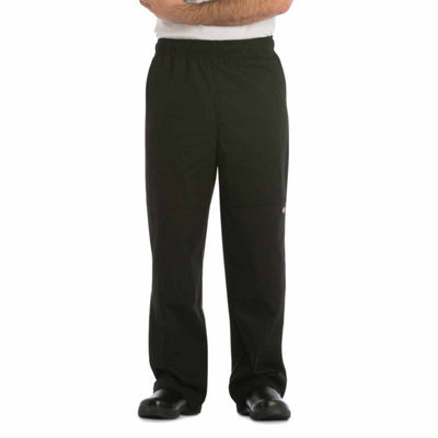 Dickies Unisex Double Knee Chef Pant - Big