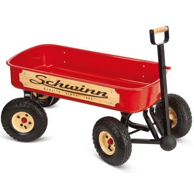 Schwinn Wagon Quad 4X4 Red