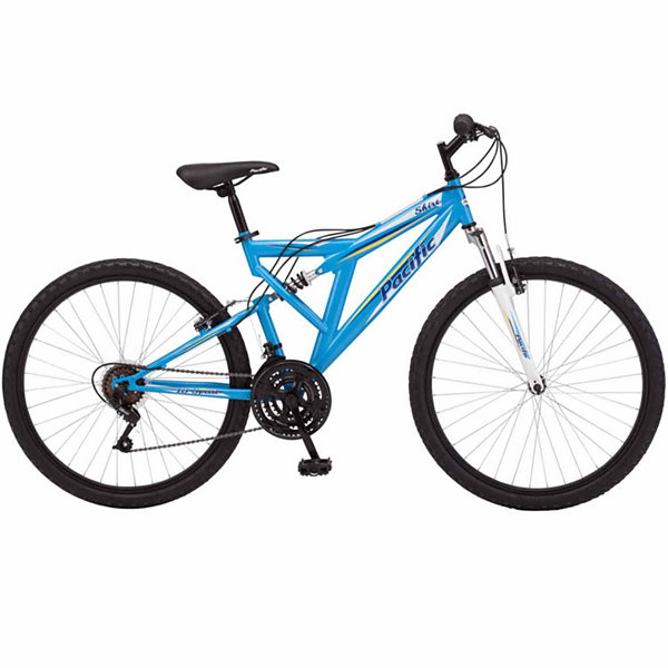 "Pacific Shire 26"" Womens Full Suspension Mountain Bike"