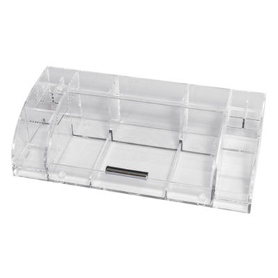 Creative Bath Large Flip Top Organizer
