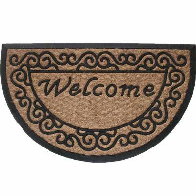 """Panama Welcome Doormat - 18""""X30"""""""