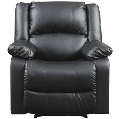 Parker Faux-Leather Recliner