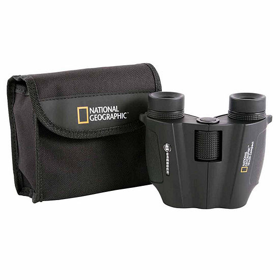 Nat Geo Compact 10X25 Binoculars