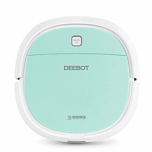 Ecovacs DEEBOT DK560 Mini Bare-Floor Robotic Vacuum Cleaner