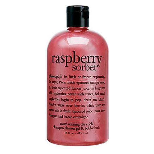 philosophy Raspberry Sorbet