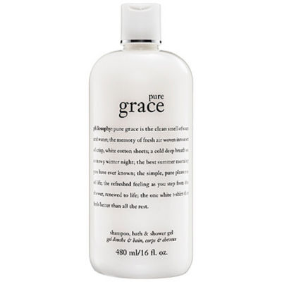 philosophy Pure Grace Foaming Bath and Shower Gel