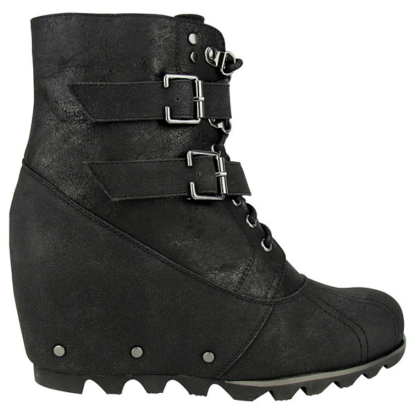 Tallulah Blu Harlem Womens Lace Up Boots
