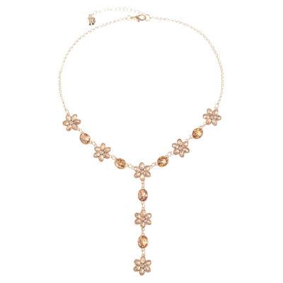 Monet Jewelry Monet Jewelry Womens Y Necklace ei1q1gy