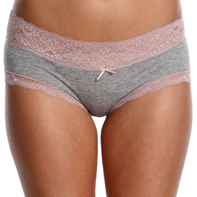 Wallflower Spring 2018 Intimates 3 Pair Knit Hipster Panty Jc4009wfc