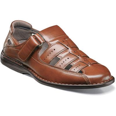 Stacy Adams Mens Bridgepoint Strap Sandals