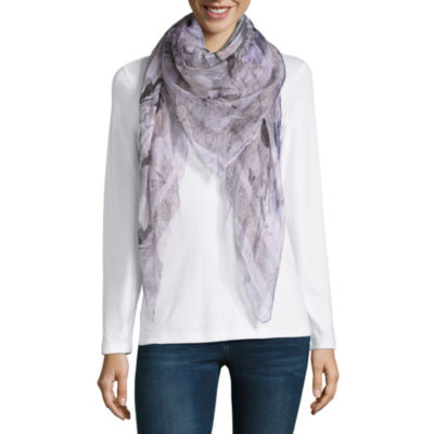 Mixit Foral Oblong Scarf