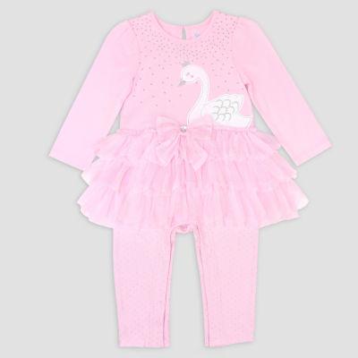 Nanette Baby 2-pc. Layette Set-Baby Girls