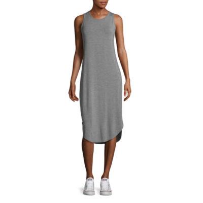 a.n.a Sleeveless Sheath Dress - Tall